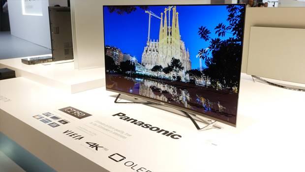 Panasonic tv oled Viera TX-65CZ950 presentazione tv