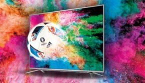 Hisense Tv Serie Uhd M5500