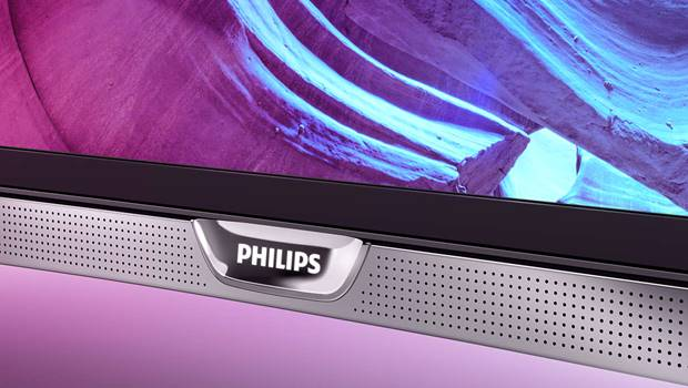 Philips 8700 tv 4k