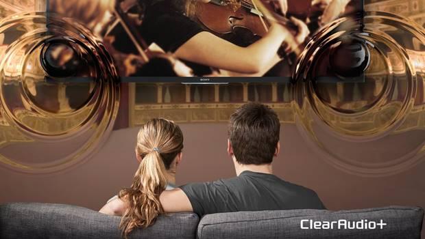 Sony X95 TV 4KUltra Hd audio