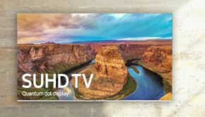 Samsung SUHD 4K Flat Serie 8 KS8000 presentazione