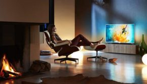 Philips serie 6520 tv 4k android ultra sottile tv4k
