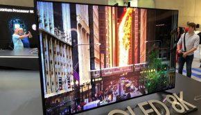 QLED TV Samsung 8K